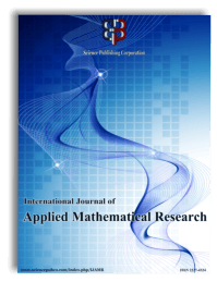 International Journal of Applied Mathematical Research