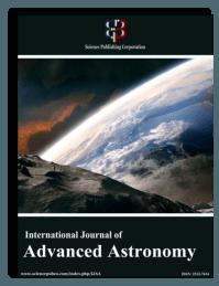 International Journal of Advanced Astronomy