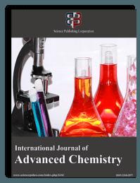 International Journal of Advanced Chemistry