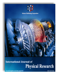 International Journal of Physical Research